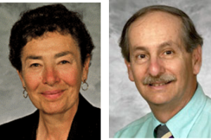 Drs. Barbara and Ronald Klein headshot
